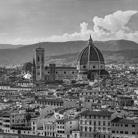 Florenz, Italien - Blick auf die Stadt - 5 von Tux Photography