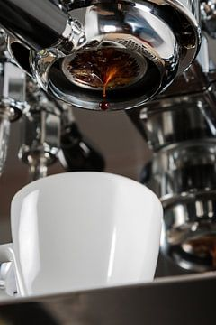 Zeefdrager koffiezetapparaat van Thomas Heitz
