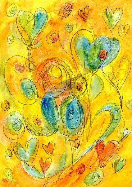 im Herzen froh von Claudia Gründler