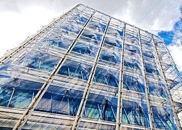Al het glas in de Hafencity van Leopold Brix