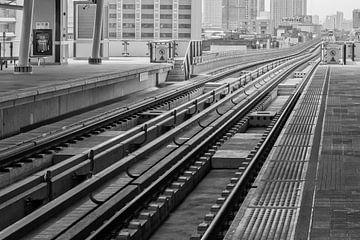 Skytrain Bangkok sur Ben van Boom