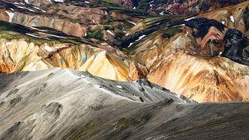 Landmannalaugur (IJsland) van videomundum