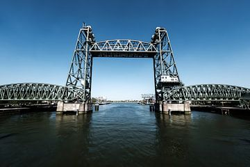 Pont levant, Rotterdam sur Eddy Westdijk