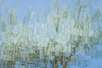 Abstracte natuurfotografie - bloesem van Martzen Fotografie