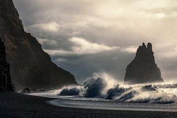 Sturm Island von Peter Poppe