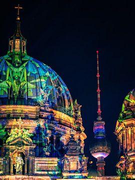 Berlin Cathedral van Alexander Voss