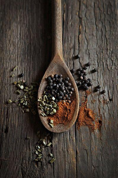 Spice it up. van Moody Food & Flower Shop