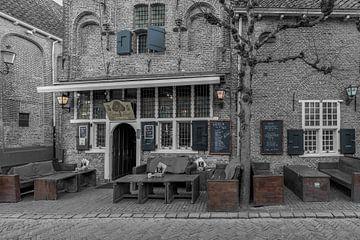 Cafe Amersfoort van BD Art