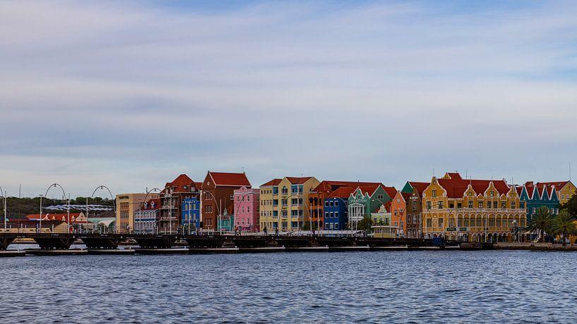Willemstad, Curaçao van Willemke de Bruin