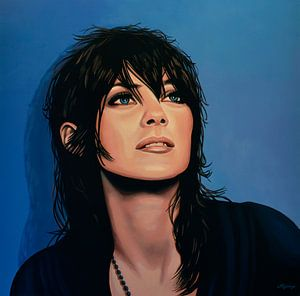 Marion Cotillard Schilderij