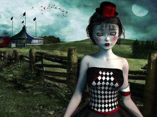 Abschied vom Zirkus von Britta Glodde