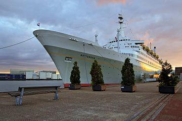 SS Rotterdam sur Anton de Zeeuw
