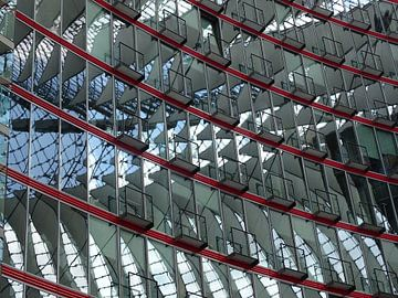 Sony Center Berlijn van Nicole  Brouwer