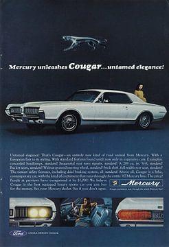 Mercury Cougar Ford 70s van Jaap Ros