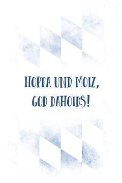 Beierse HOPFA UND MOIZ van
