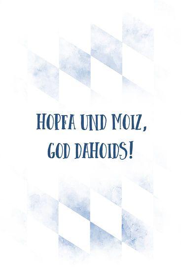 Beierse HOPFA UND MOIZ