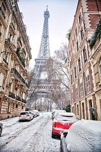 Tour Eiffel van Anja Daleman
