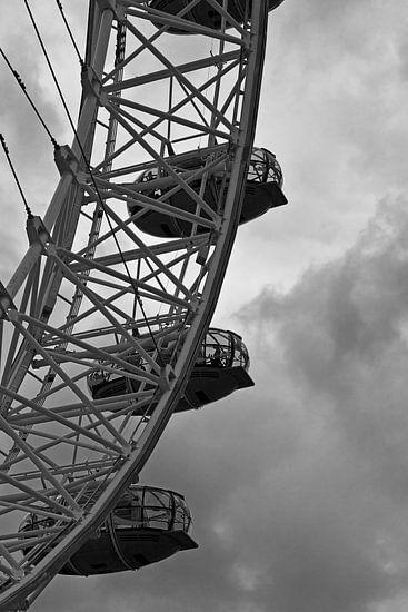 London Eye cabines