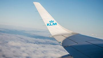 KLM cityhopper van