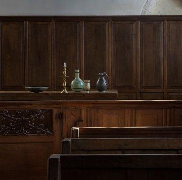 Kirchenraum von Bo Scheeringa Photography