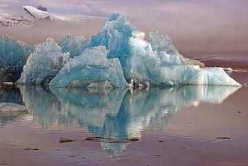 ijstijd van Reinhard  Pantke