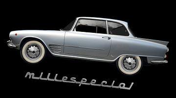 Auto Union 1000 SE millespecial van aRi F. Huber
