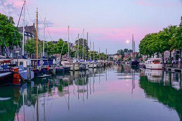 Dordrecht aan de Wijnhaven sur Dirk van Egmond