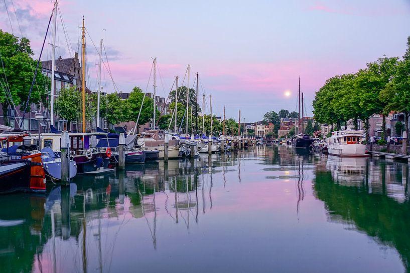 Dordrecht am Wijnhaven von Dirk van Egmond