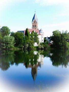 Christus Kerk van Josef Rast Fotografie