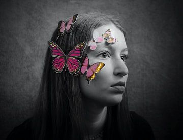 Butterfly van Sarah De Weger