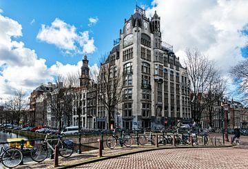 Gebouw Astoria in Amsterdam. von Don Fonzarelli