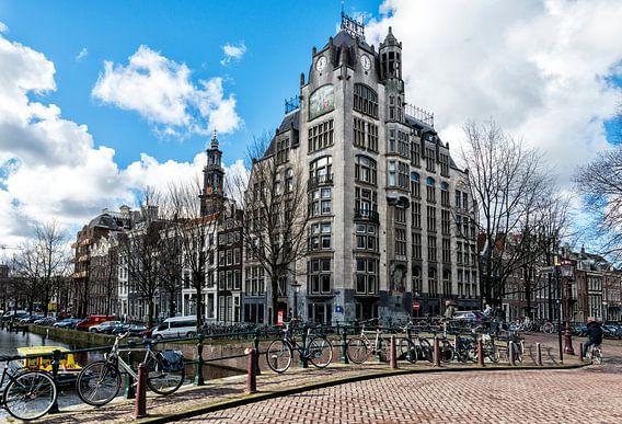 Gebouw Astoria in Amsterdam.