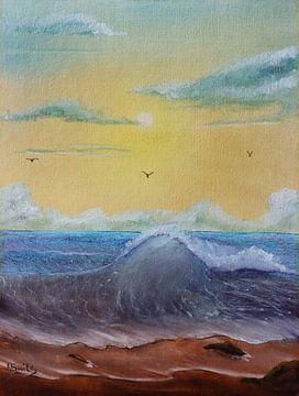 Am Meer von Yvonne Smits