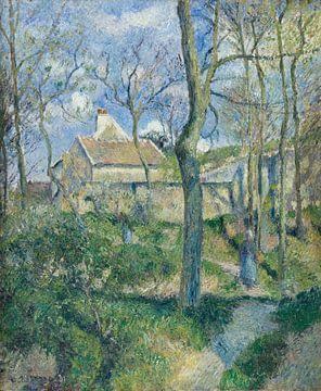 Paul Cézanne. Landschaft in Frankreich