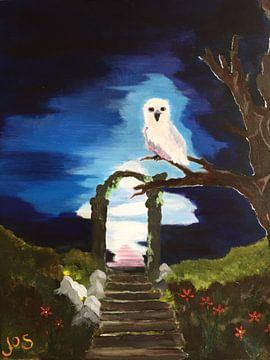 Gate to Wisdom van Jos van Oorschot