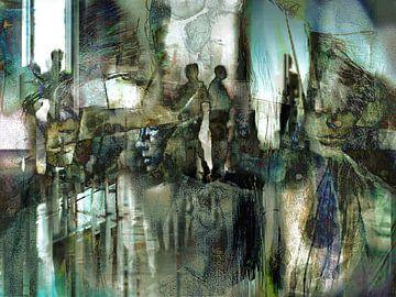 The chaotic century, part 2 von Kirsti's Kunst