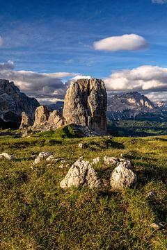 Cinque Torri Südtirol von Achim Thomae