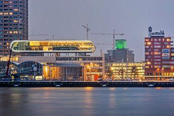 Qaui Hollande Amerique à Rotterdam sur Frans Blok