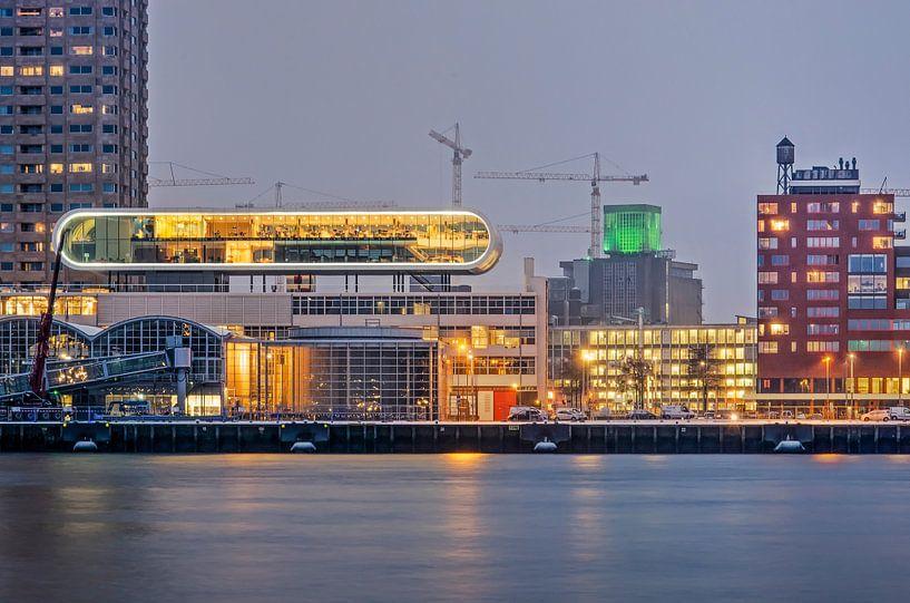 Holland Amerikakade, Rotterdam van Frans Blok
