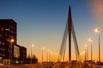 Prins Clausbrug in Utrecht von Bart van Eijden