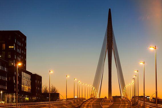 Prins Clausbrug in Utrecht van Bart van Eijden