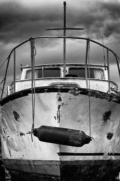 Boot in der werft von Johan Zwarthoed