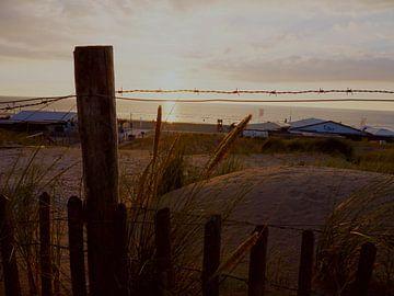 zomeravond aan de kust van Marloes Vissers-Schurman