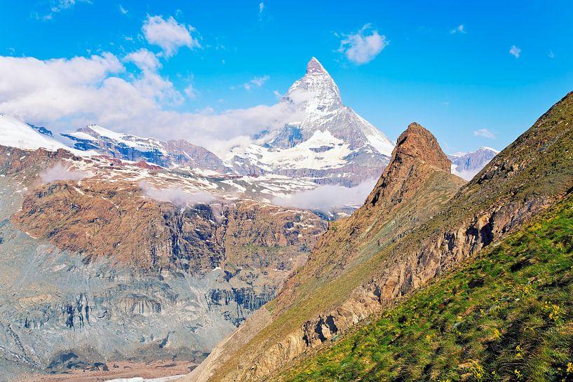 De Alpen van Anton de Zeeuw