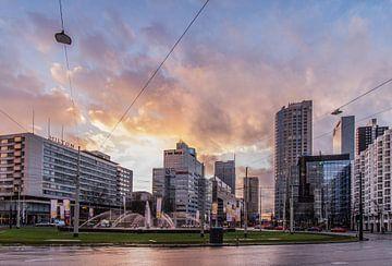 Hofplein Rotterdam sur Peter Hooijmeijer