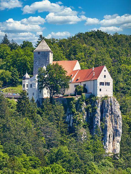 Burg Prunn von Einhorn Fotografie