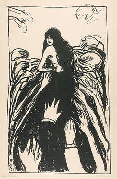 De handen, Edvard Munch