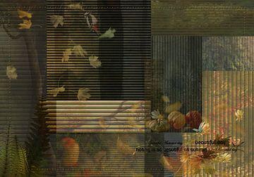 Herfst fantasie van Carla van Zomeren