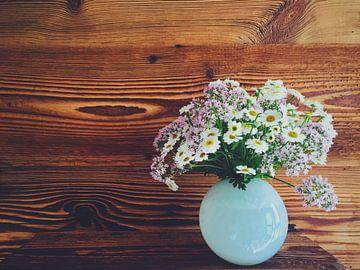 Blumenstrauß  sur Anna Sophia Fleißner