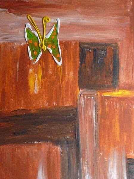 Cold Wings van Jose Beumers